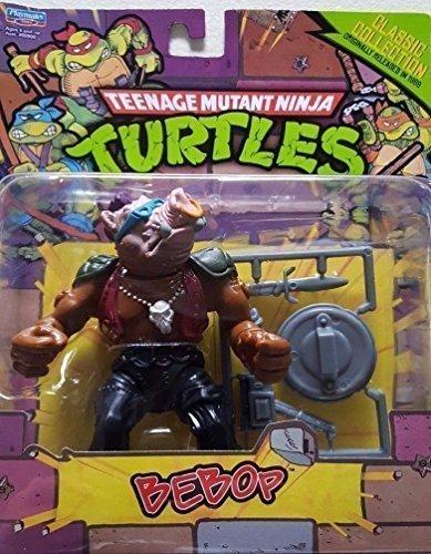 Teenage Mutant Ninja Turtles Classic Collection Bebop Action Figure 4 Inches