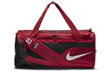 Nike Vapor MAX Air Duffel Bolsa de Deporte, Hombre, Rojo ...