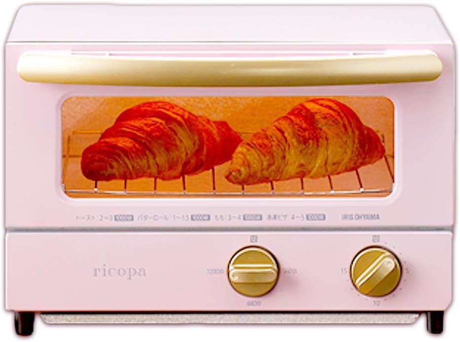 アイリスオーヤマ ricopa オーブントースター