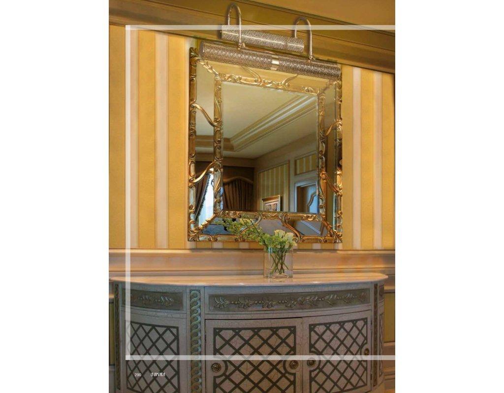 Gold Quadri Wandleuchte und Bild Licht klassischen und modernen Lebensstil,4 Licht LA LAMPADA