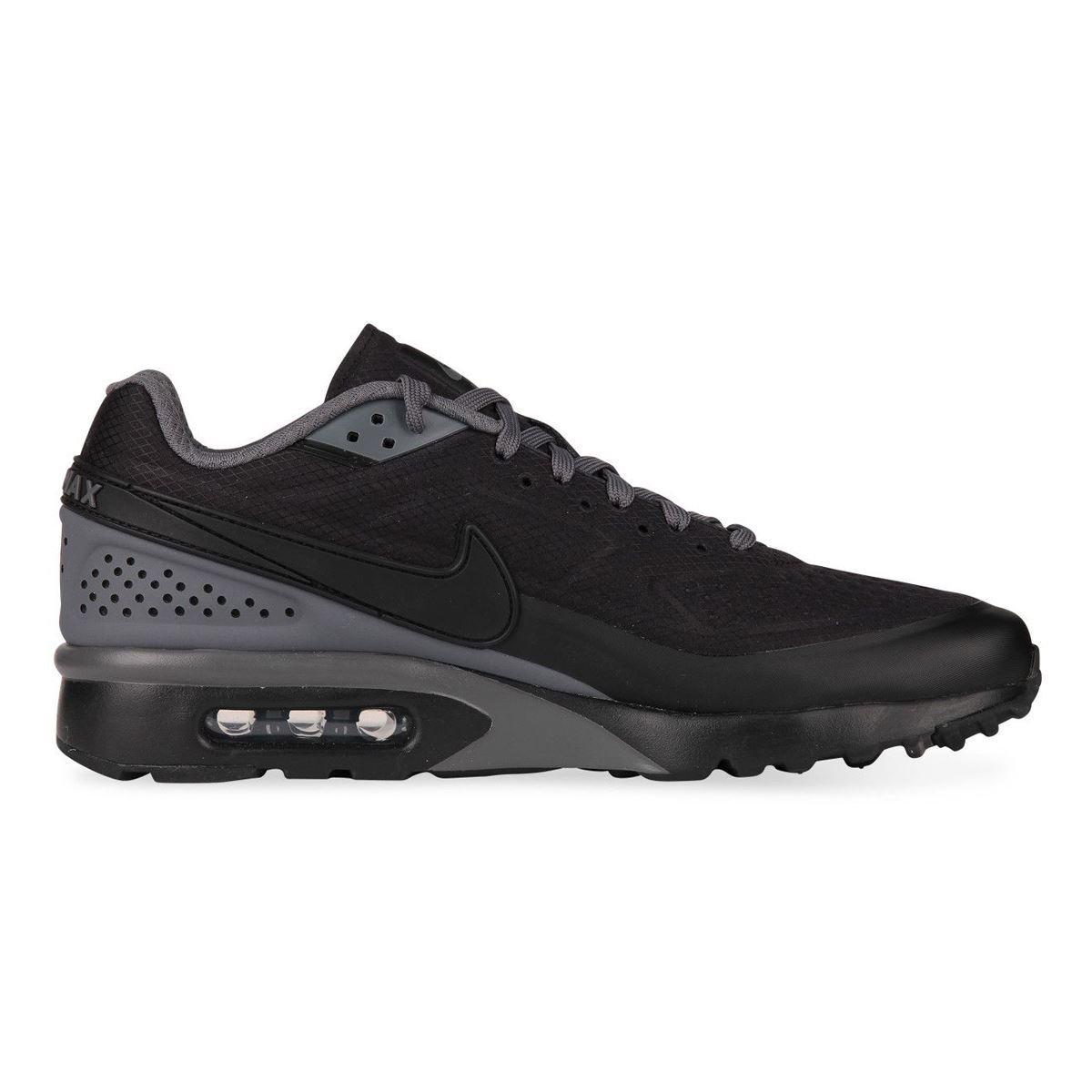 d88a27b9dc Amazon.com: Nike Mens Air Max BW Ultra SE Running Shoes Black/Dark Grey  844967-002 Size 11.5: Sports & Outdoors