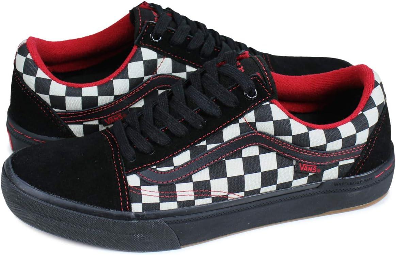 Vans Old Skool Pro BMX Kevin Peraza BlackCheckerboard Black