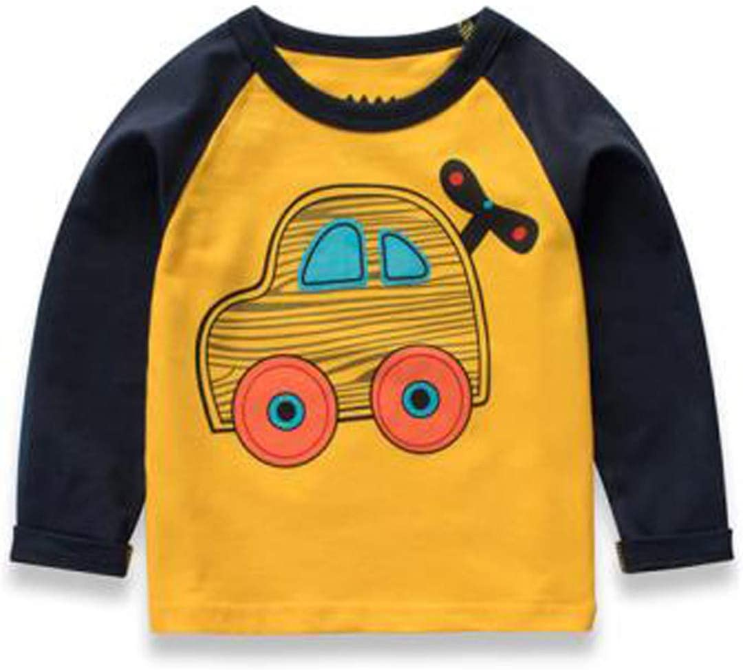 Children Tops Sweater Toddler Winter Printed Tops Unisex Autumn Long Sleeve