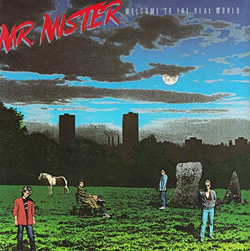 Mr Mister Welcome To The Real World - AFL1-7180 - 1985 - Pop Rock Music - 12