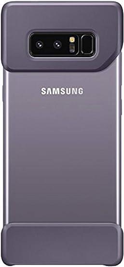 Samsung Note 8 - 2 Piece Cover - Funda para Samsung Galaxy Note 8, color gris orquídea- Version española: Amazon.es: Electrónica