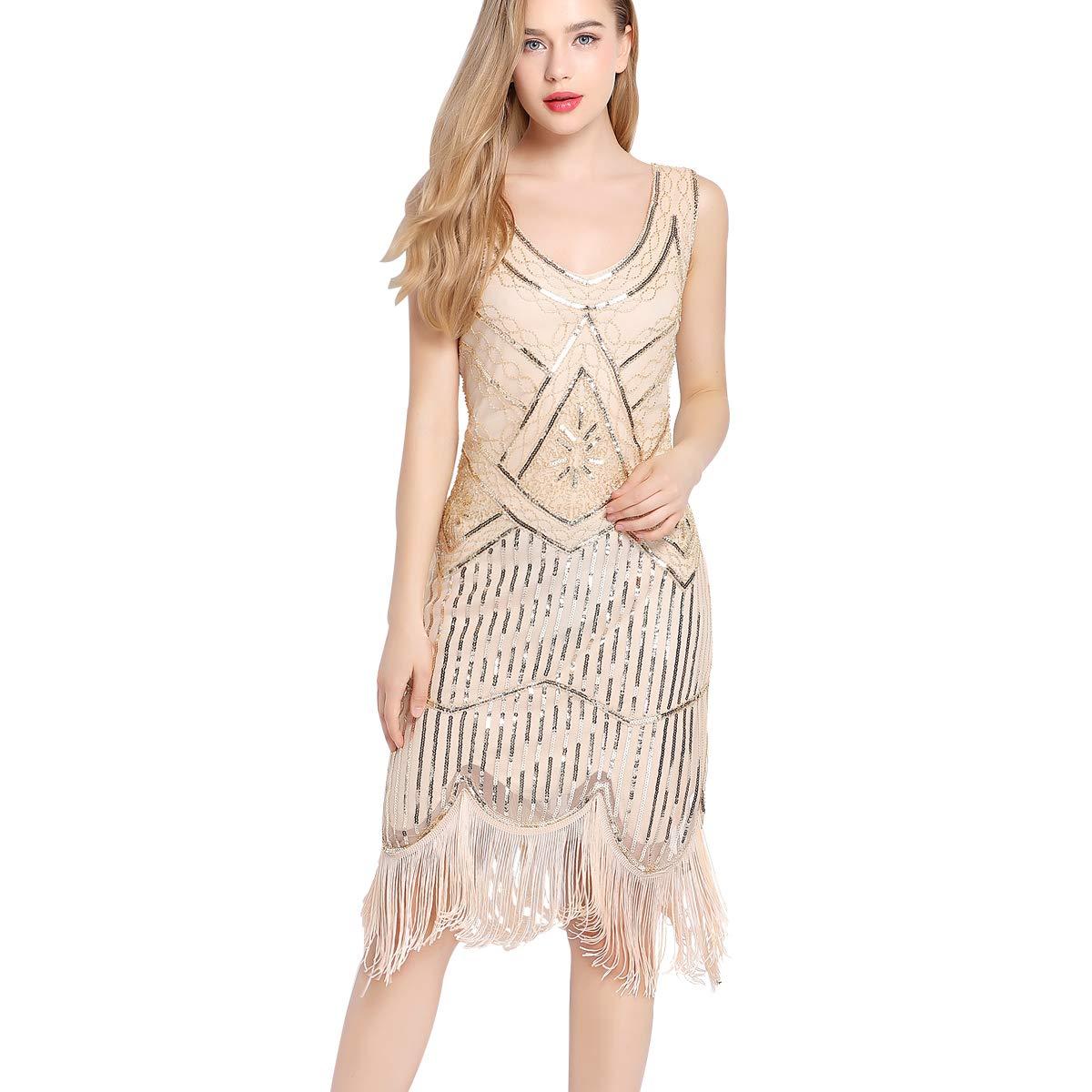 Roaring 20'S Evening Dress