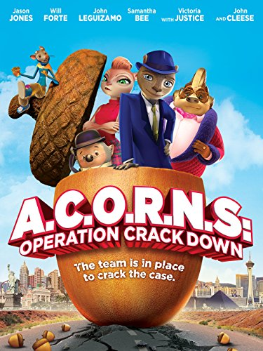 VHS : A.C.O.R.N.S.: Operation Crackdown