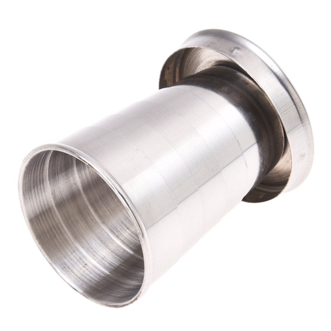 SODIAL 170/ml port/átil//pr/ácticamente telesc/ópico//Arrugas//escalar//Flexible Taza Magic Caldera/ /Verde R