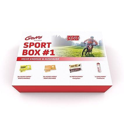 Gomo Energy Sport Box 1 Boost For Energy Endurance