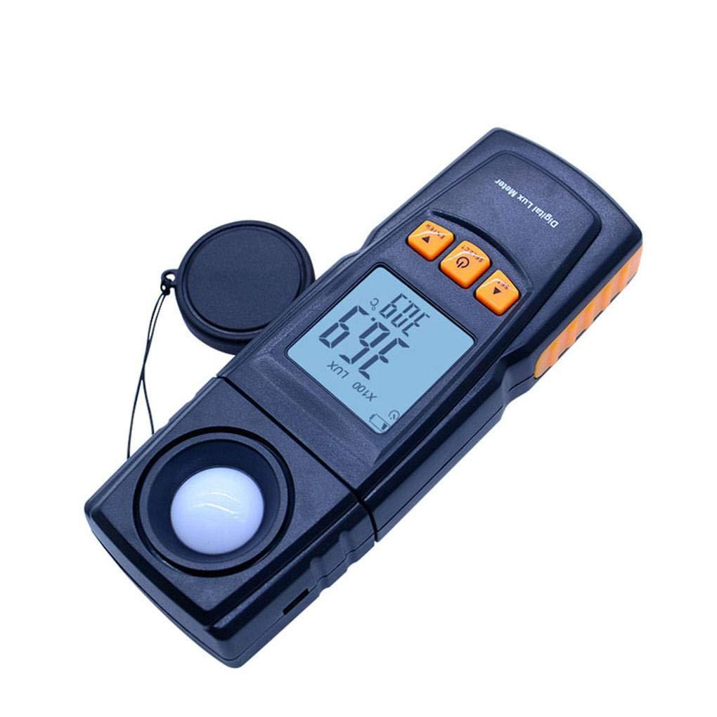Laileya Lux del fotómetro de FC medidor de luz digital Dispositivo de medición del medidor de iluminancia de múltiples funciones Handheld: Amazon.es: ...