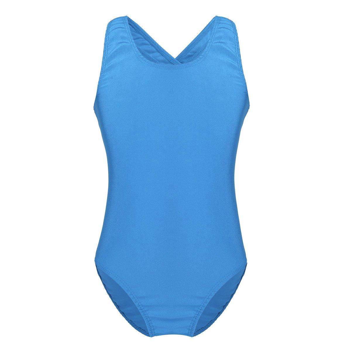 開店祝い iEFiEL Girls Little Ballerina Dancer Balletドレススカートレオタードジムダンス用 B07FTF5J5G Dancer 10|Blue Cutout Cutout Back Back # Blue Cutout Back # 10, アンバージャック:23616b46 --- preocuparse.me