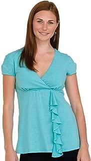 product image for Nixilu by Majamas Nyssa Nursing Top Aqua