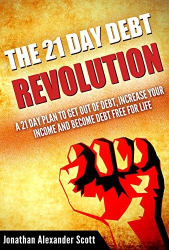 21 Day Debt Revolution Increase ebook product image