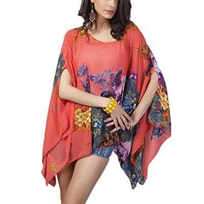 Nqfl Vestido De Dama Bohemio Para Mujer Vestido De Chiffon