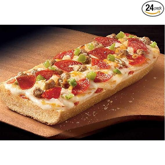 Red Baron Singles French Bread Supreme Pizza, 5,3 oz – 24 ...