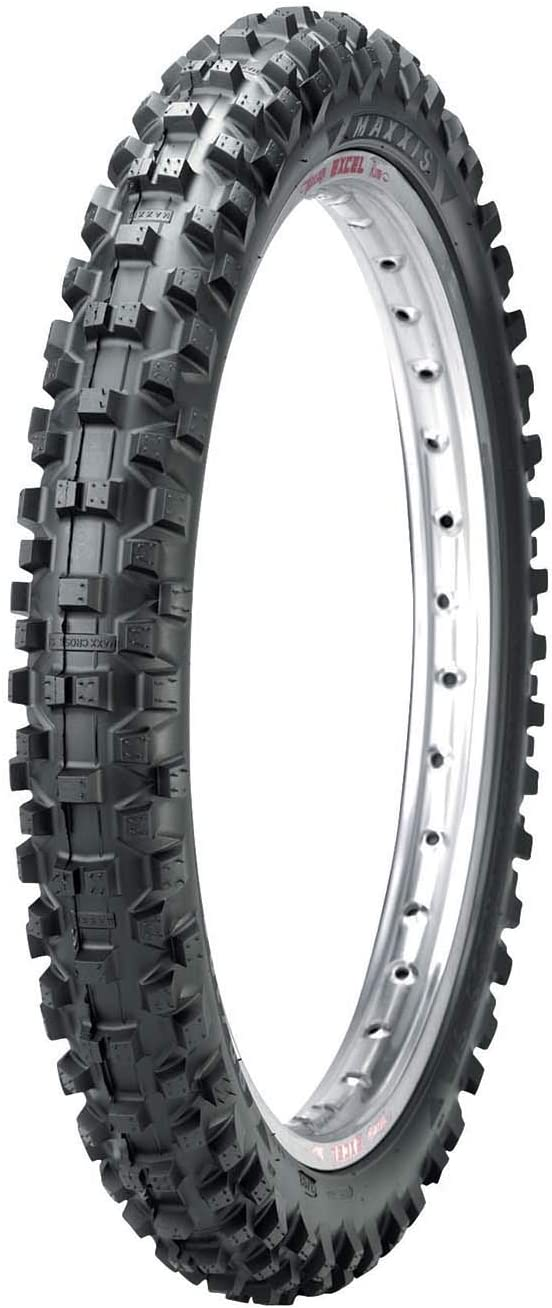 Automotive Maxxis M7312 Maxxcross SI Rear Tire Med/Soft 2.75-10 ...