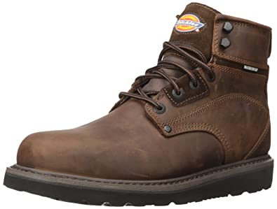 Dickies Cannon EH Men's ... Steel-Toe Waterproof Work Boots marketable for sale GUQzG