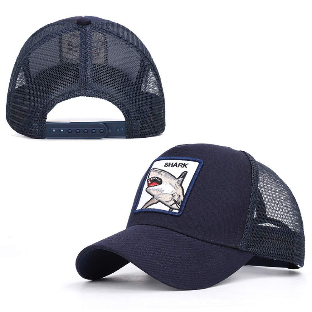 sdssup Shark Bordado Animal Serie Gorra de béisbol sombrilla ...