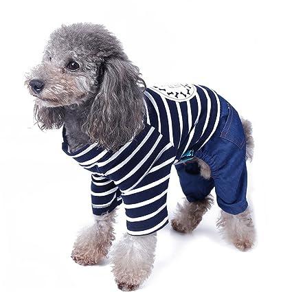 Upsmile Perro Ropa Mascota Chaqueta Otoño Abrigo Cálido Pequeño Gato Mascota Accesorios Animal Mediano Patrones Ropa