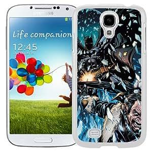 Batman Chasing Villain (2) Durable High Quality Samsung Galaxy S4 I9500 Case