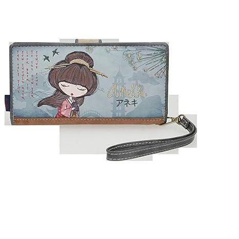 Cartera billetera Anekke