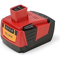 REEXBON B144 Bateria Hilti 14.4V Li-ion Batería de Reemplazo para Hilti BL144 B144