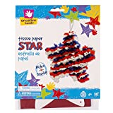 Creative Hands Americana Kit 2695S, Tissue Star