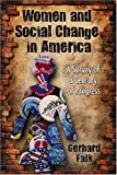 Women and Social Change in America, Gerhard Falk, 078644035X