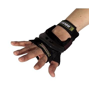 6a40d7267ba8b Bauer Équipement de Protection pour Poignet - Déflecteur - pour Skateboard,  Roller, Patinage,