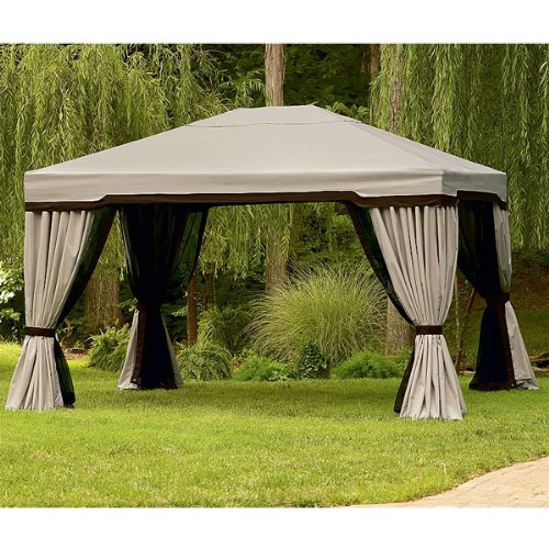 Garden Winds 10 X 12 Gazebo Replacement Canopy Riplock