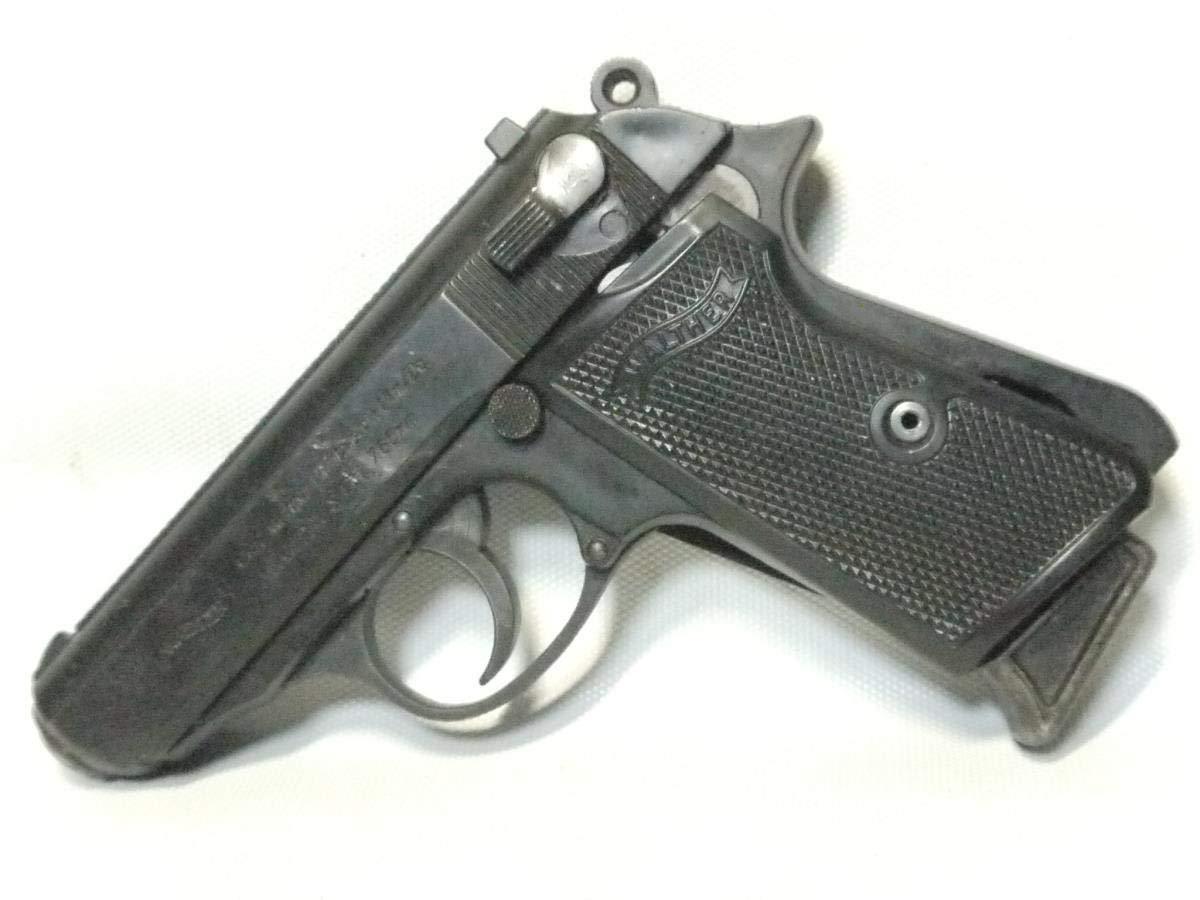 マルシン ワルサ PPK/s モデルガン B07QH1XHBY