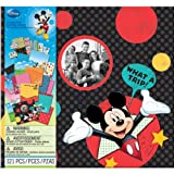 K & Company 51-00041 EK Success Brands Disney Scrapbook Kit, Mickey Travel