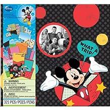 K & Company EK Success Brands Disney Scrapbook Kit, Mickey Travel