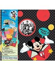 K & Company 51-00041 EK Success Brands Disney Scrapbook Kit, Mickey Travel