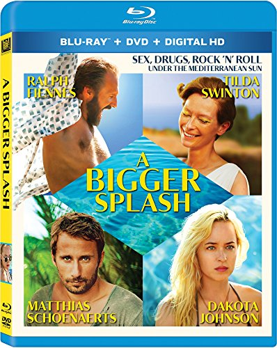 Bigger Splash, A Blu-ray (Blank Splash)