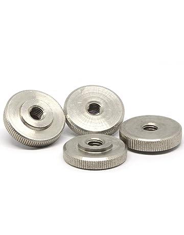 /M6/ /Pl/ástico con rosca de acero galvanizado 20/unidades/ /Tuerca moleteada/