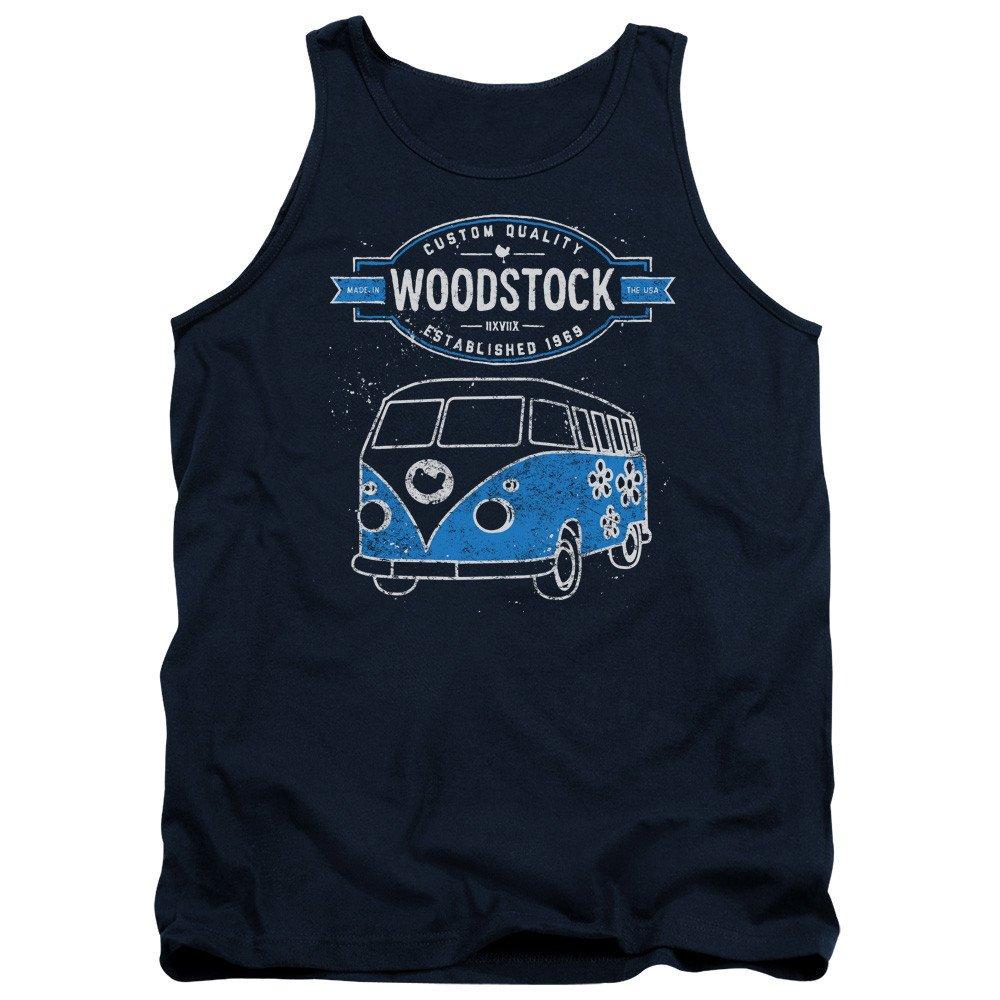 Woodstock Van Adult Tank Top