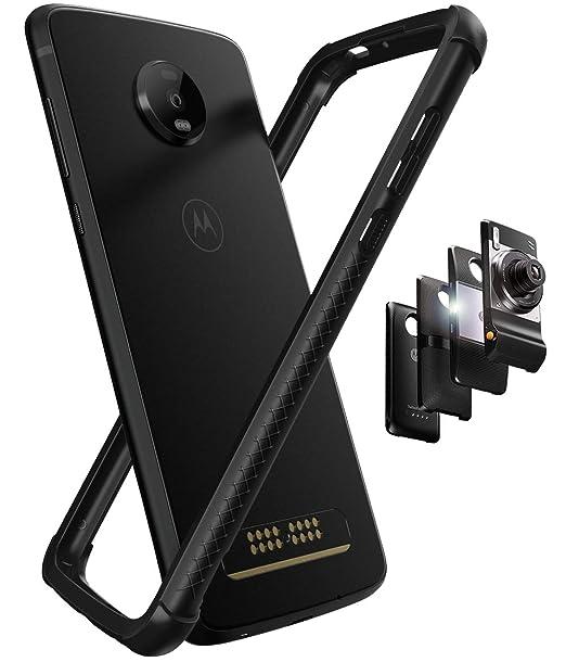 CaseWe - Carcasa Protectora para Motorola Moto Z4 con tecnología ...
