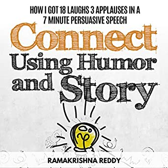 Amazon com: Connect Using Humor and Story: How I Got 18 Laughs 3