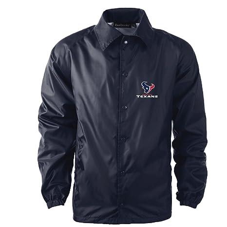3429bc34 Amazon.com : Dunbrooke Apparel NFL Mens Coaches Jacket : Sports ...