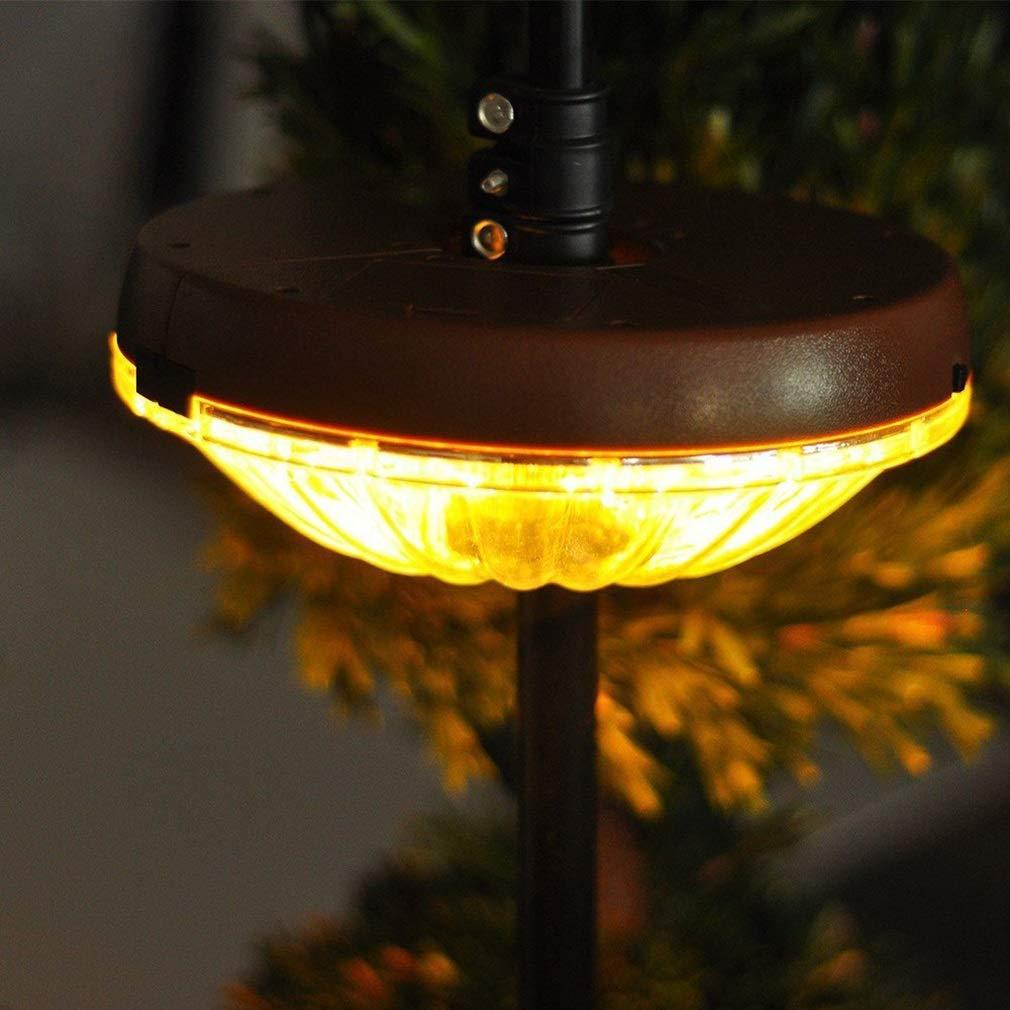 LAMPSJN LED Light Patio Umbrella Light Parasol Light with Battery Operated Super Bright for Camping Tent Gazebo Parasol Light by LAMPSJN