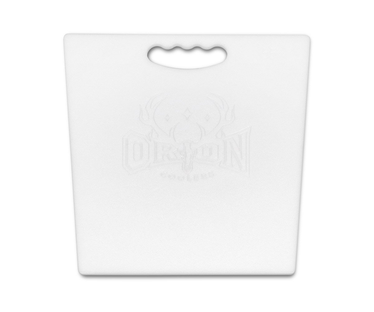Orion Cooler Divider - Fits 65 Quart Models - Can Be Used As Cutting Board - White by Orion