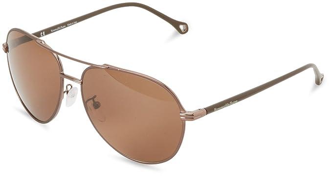 Ermenegildo Zegna Sunglasses SZ3249-K09P Polarized Aviator Sunglasses b44d8bde64f