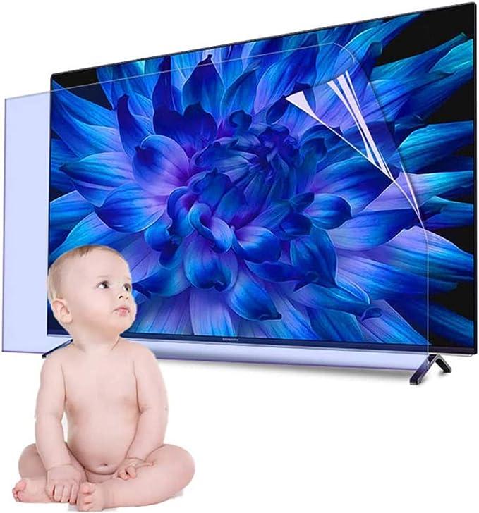 KDJJH 75 Pulgadas Protector de Pantalla de TV ProteccióN para Los Ojos, TV Protección de Pantalla Antiazul Filtro Antideslumbrante Filtros para LCD/LED y Plasma HDTV televisor,75inch/1645x931mm: Amazon.es: Hogar