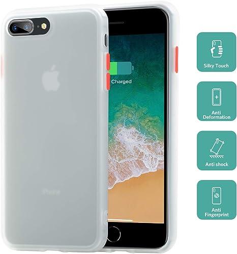 COVER IPHONE 8 Custodia iPhone 7 Custodia Morbida Ultra Sottile