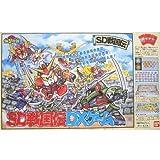 Board game SD Gundam SD Sengoku Den DX game