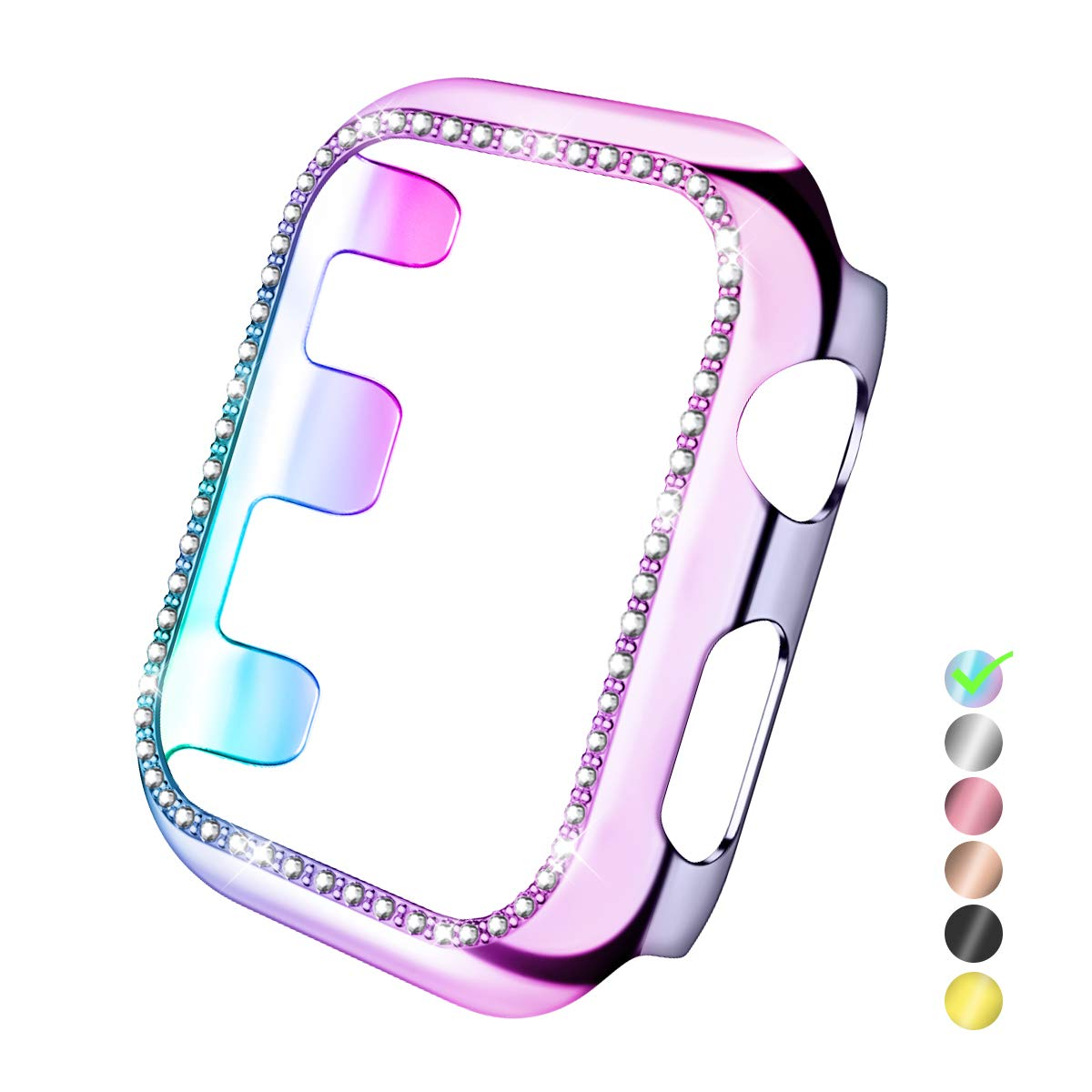 Funda Protectora Para Apple Watch 42mm Series 3/2/1