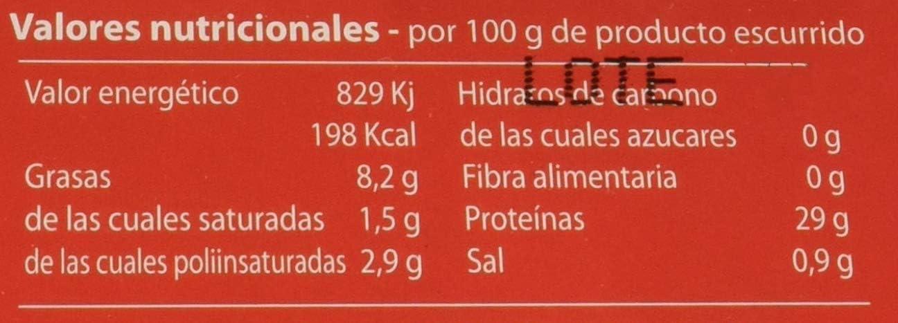 Tejero - Conserva de Pescado   Atún de Almadraba en Aceite de Oliva - 8 Unidades (3 x 52 g)