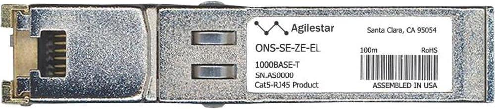 CISCO ONS-SE-ZE-EL 10//100//1000 Base-TX Multi-rate SFP Module SFP