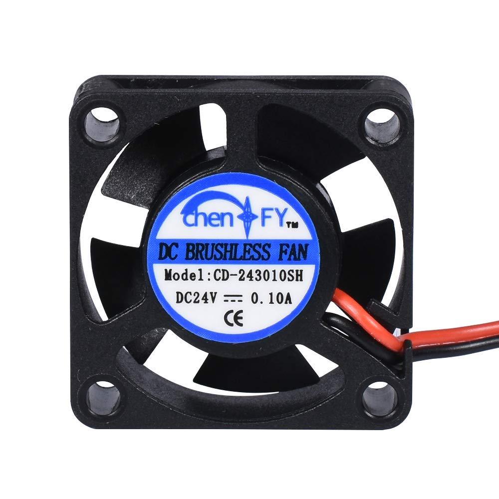 AiCheaX - Impresora 3D 3010s, 30 mm, 30 x 30 x 10 mm, 24 V, 2 ...